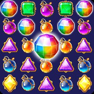 Jewel Castle  Classical Match 3 Puzzles