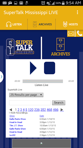 SuperTalk Mississippi LIVE screenshots 3