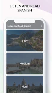 Listen and Read Spanish (Learn Spanish)