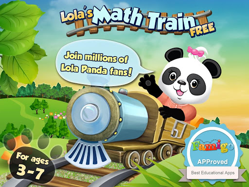 Lola's Math Train - Learn 1+1 2.5.6 screenshots 4