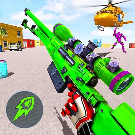 Fps robot oyun çekim - Terörle mücadele oyunu