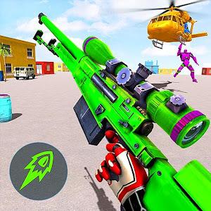 Fps Robot Shooting Games  Counter Terrorist Game