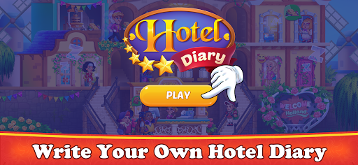 Hotel Diary - Grand doorman story craze fever game  screenshots 13