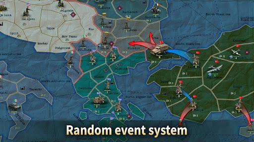 WW2 Sandbox Tactics-turn based strategy war games 1.0.41 screenshots 4