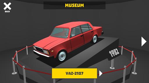 Retro Garage - Car mechanic simulator modavailable screenshots 8
