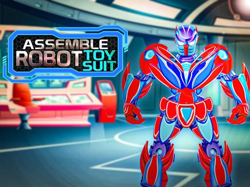 Assemble Robot Toy Suit  screenshots 14