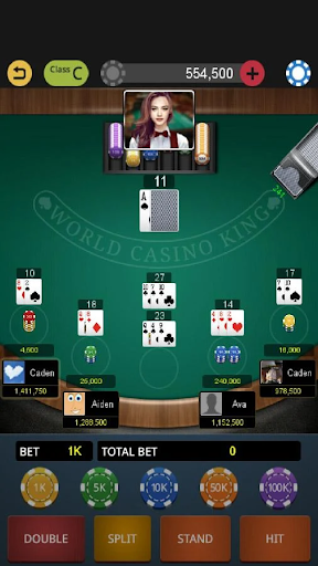 World Blackjack King 2020.12.01 screenshots 3