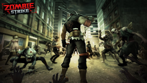 zombie strike : last war of idle battle (afk rpg) screenshot 1