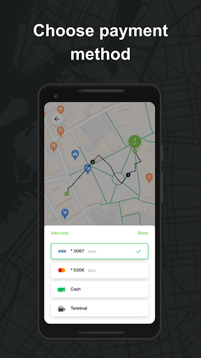 TaxiF - A Better Way to Ride  Screenshots 4