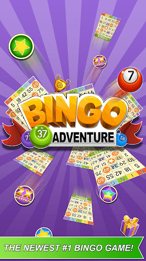 Bingo Adventure-Free casino game with bingo bonus 2.4.0 screenshots 1