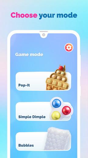 Bubble Ouch: Pop it Fidgets & Bubble Wrap Game 1.3 screenshots 1