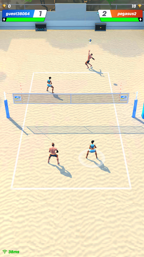 Volley Clash: Free online sports game 1.1.0 screenshots 9