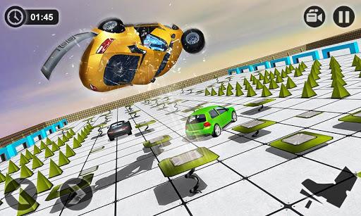 Derby Car Crash Stunts 2.1 Screenshots 5
