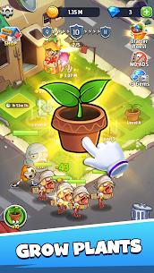 Merge Plants Mod Apk– Zombie Defense (Unlimited Diamonds) 1