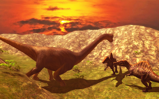 Brachiosaurus Simulator screenshots 24