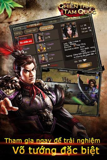 Chiu1ebfn Thu1ea7n Tam Quu1ed1c-Tranh Bu00e1  screenshots 2