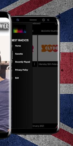 Clyde 1 Superscoreboard Radio UK  screenshots 4