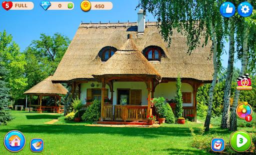 Garden Makeover : Home Design and Decor apkpoly screenshots 4