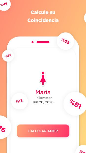 Screenshot 5 de Alarma de amor: Encuentra amor en  Prueba de amor para android