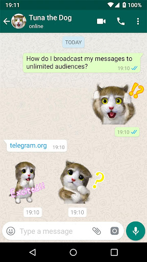 New Stickers For WhatsApp - WAStickerapps Free modavailable screenshots 7