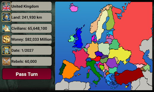 Europe Empire 2027  screenshots 2