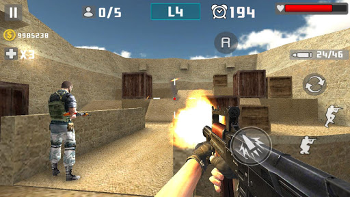 Gun Shot Fire War 1.2.7 Screenshots 7