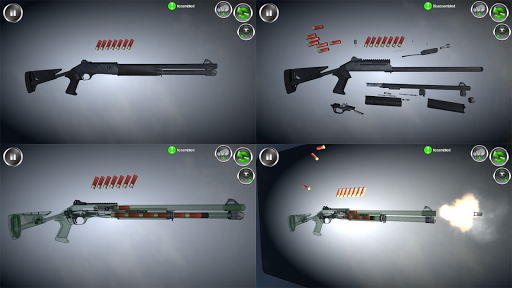 Weapon stripping 82.380 screenshots 5