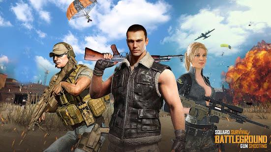 Fire Free: Fire Free Survival Royale Battlegrounds 1.0.3 Screenshots 1