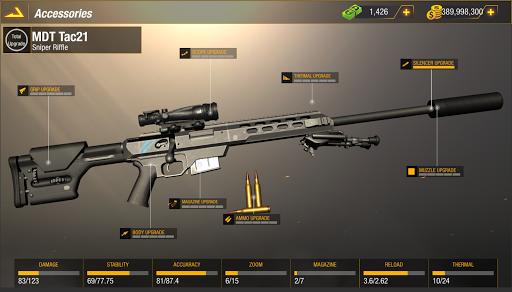Sniper Game: Bullet Strike - Free Shooting Game 1.1.4.3 screenshots 5