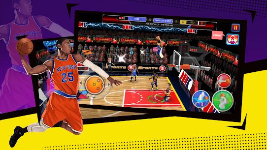 2 VS 2 Basketball 2021 Apk Download NEW 2021 1