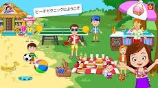 My Town: Beach Picnic ビーチピクニックのおすすめ画像4