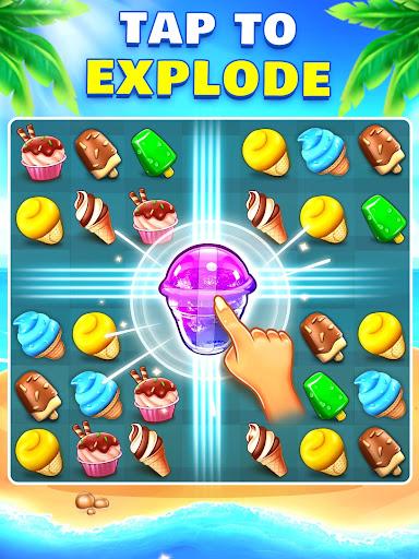 Ice Cream Paradise - Match 3 Puzzle Adventure filehippodl screenshot 10