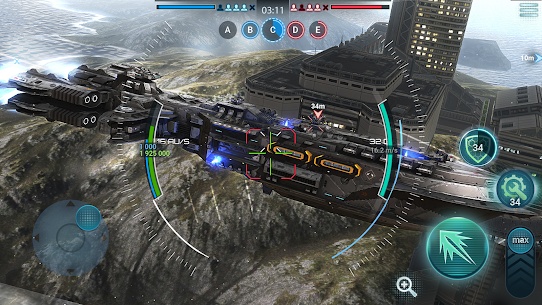 Space Armada: Galaxy Wars MOD Apk 2.2.426 (Unlimited Money) 1