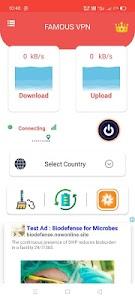 Famous VPN-Free VPN & Secure VPN 4.3