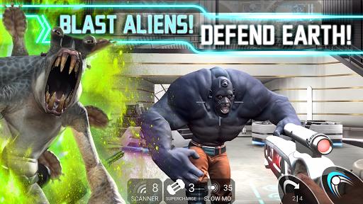 MIB: Galaxy Defenders Free 3D Alien Gun Shooter 500062 Screenshots 5