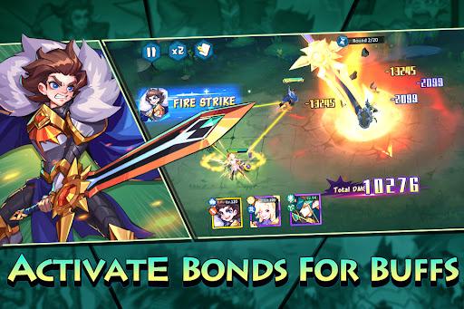 Hero Squad - Idle Adventure  screenshots 5
