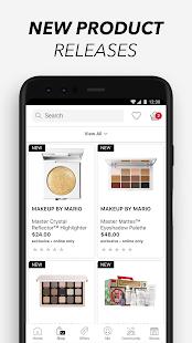 Sephora - Buy Makeup, Cosmetics, Hair & Skincare 21.3 Screenshots 2