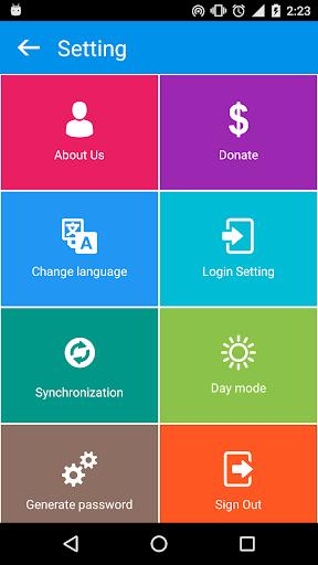 Password Saver 5.0 Screenshots 4