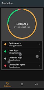 App Manager v1.2.3 [Paid] by Webserveis 1