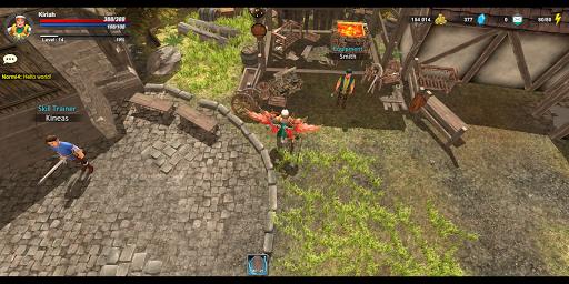 Kongardion [RPG Hack & Slash Action Adventure] APK MOD (Astuce) screenshots 1