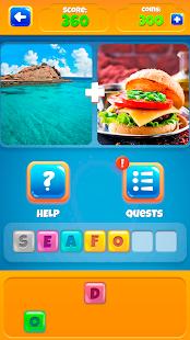 2 Pictures 1 Word - Offline Games 1.27 Screenshots 13