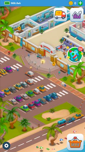Idle Frenzied Hospital Tycoon 0.9 screenshots 5