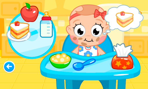 Baby care Mod Apk app for Android 2