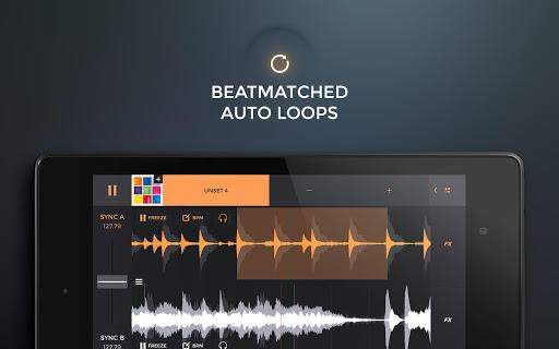 edjing PRO LE - Music DJ mixer  Screenshots 12