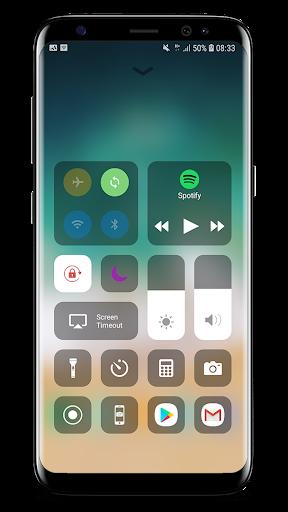 Control Center iOS 14  screenshots 1