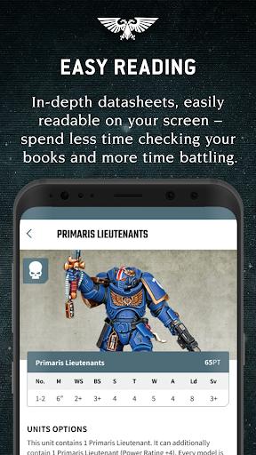 Warhammer 40,000 : The App apktram screenshots 4