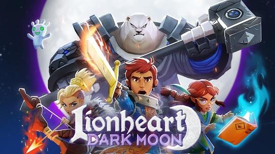 Lionheart Mod Apk: Dark Moon RPG (Unlimited Skills) Download 7