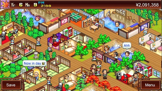 Hot Springs Story Mod Apk (Unlimited Money/Tickets) 1