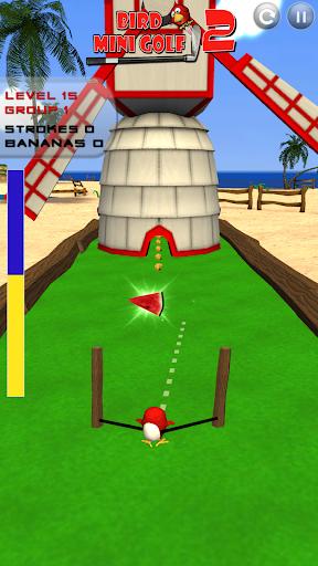Bird Mini Golf 2 u2013 Beach Fun screenshots 2