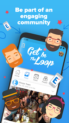 Eloops - The Engagement & Communications app modavailable screenshots 2